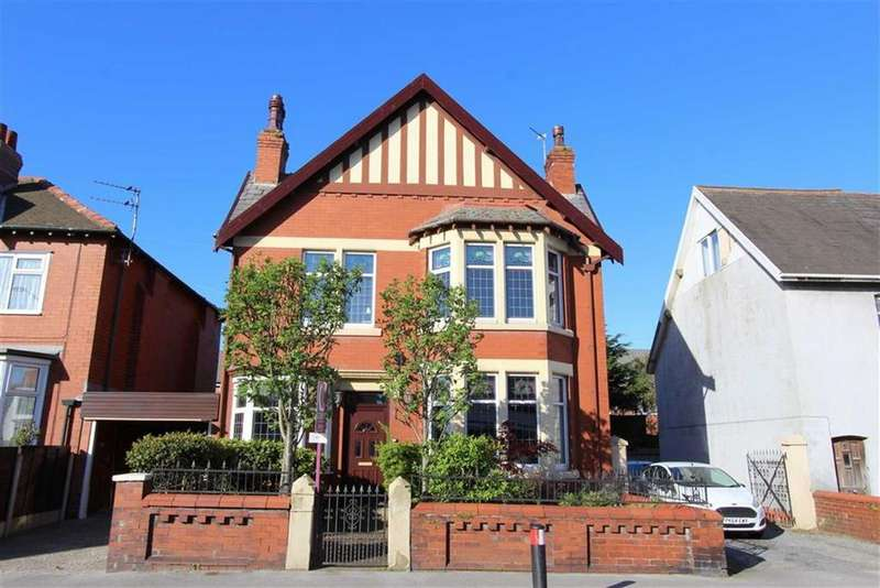 4 Bedrooms Detached House for sale in St Davids Road North, Lytham St Annes, Lancashire
