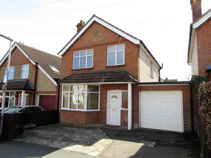 3 Bedrooms Detached House for sale in West Hill, Hitchin, SG5
