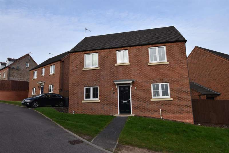 3 Bedrooms Property for sale in Sharter Drive, Loughborough