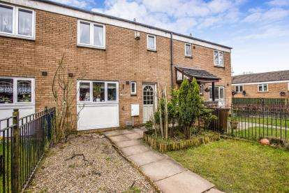 3 Bedrooms Terraced House for sale in Woodfield, Bamber Bridge, Preston, PR5