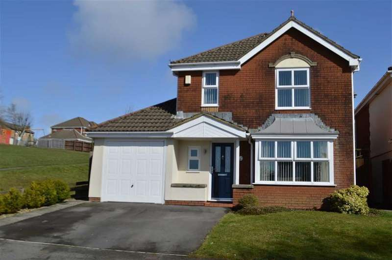 4 Bedrooms Detached House for sale in Ffordd Aneurin Bevan, Swansea, SA2