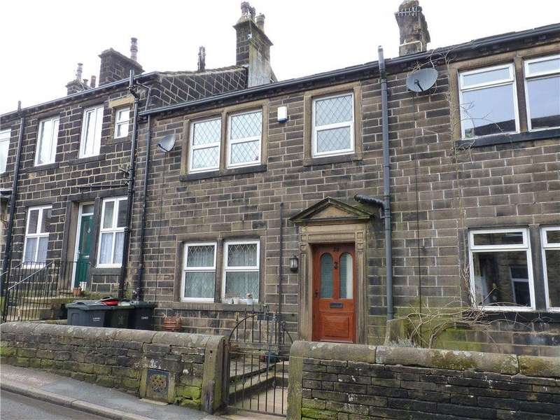 3 Bedrooms Unique Property for sale in Lower Town, Oxenhope, Keighley, West Yorkshire
