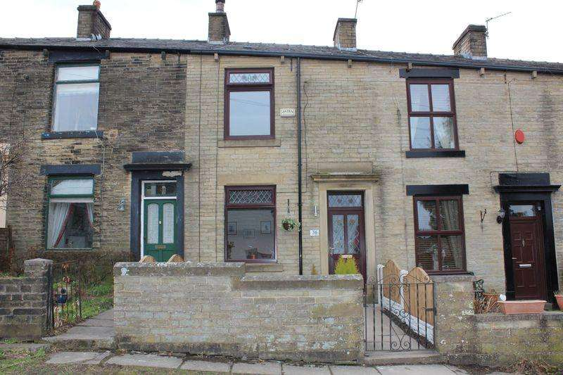 2 Bedrooms Terraced House for sale in North Parade, Newhey, Rochdale, OL16 3RD
