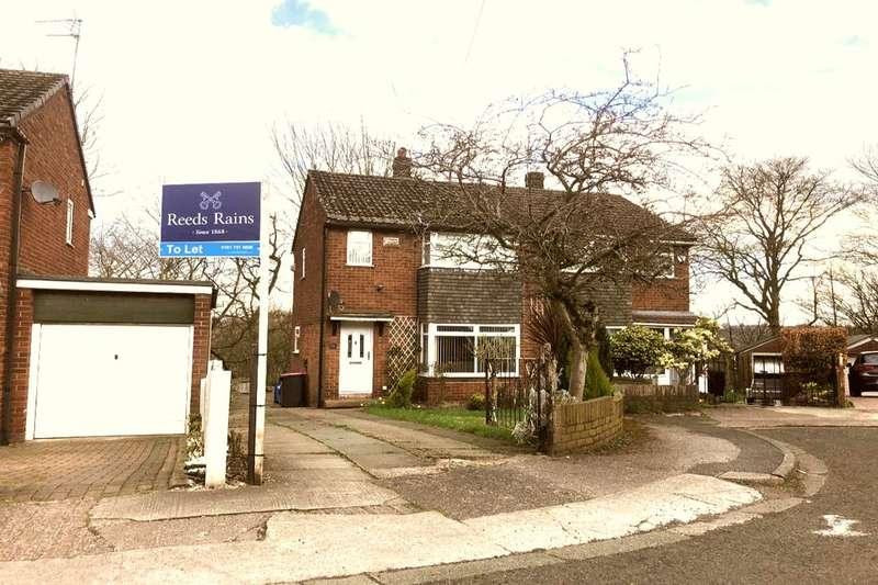 3 Bedrooms Semi Detached House for rent in Clifton View, Clifton,Swinton, Manchester, M27