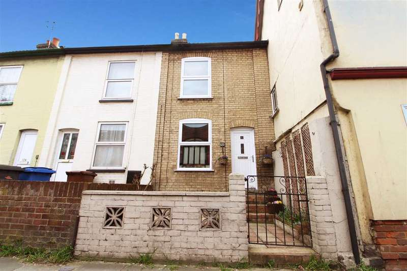 2 Bedrooms Terraced House for sale in St. Helens Street, Ipswich