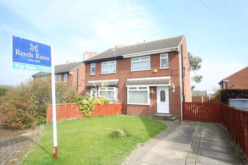 3 Bedrooms Semi Detached House for sale in Beechcroft View, Leeds, LS11