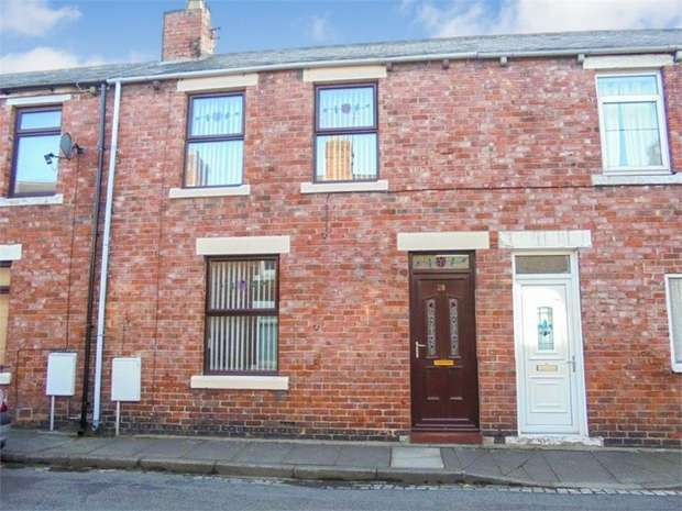 2 Bedrooms Terraced House for sale in Pine Street, Chester le Street, Durham