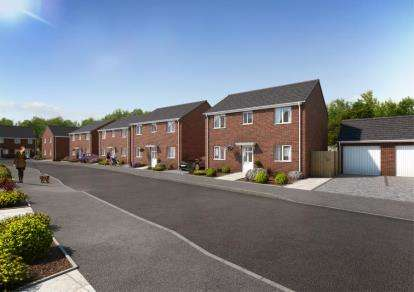 3 Bedrooms House for sale in Quarry Fields, Finedon Road, Burton Latimer