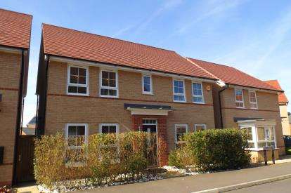 4 Bedrooms Detached House for sale in Justice Way, Hampton Vale, Peterborough, Cambridgeshire