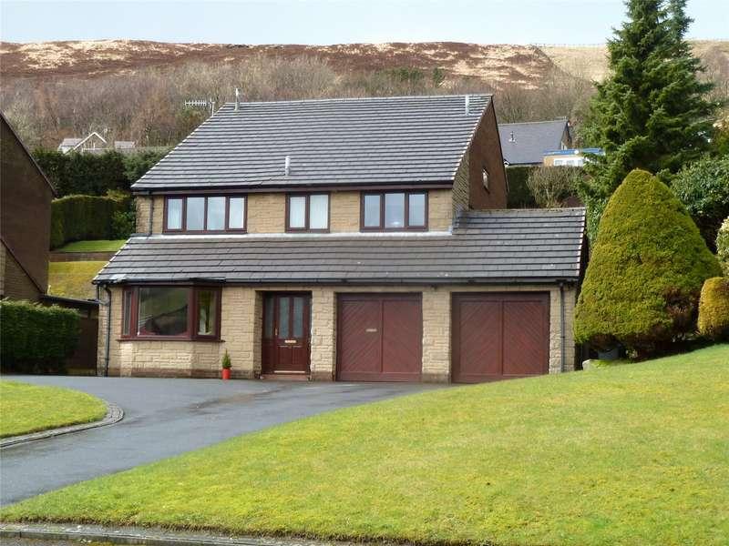 4 Bedrooms Detached House for sale in Dorset Avenue, Diggle, Saddleworth, OL3