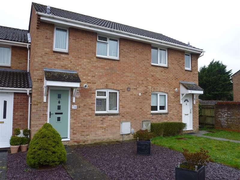2 Bedrooms Terraced House for sale in Trowbridge