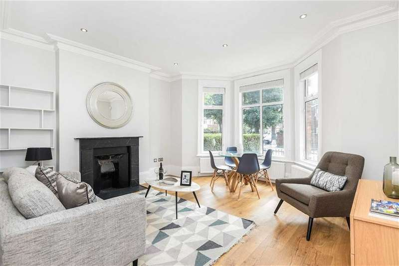 2 Bedrooms Flat for sale in Essendine Road, London, W9