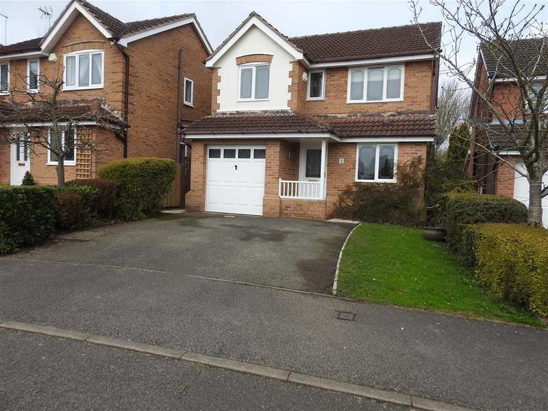 4 Bedrooms House for sale in Davy Close, Linby, Nottingham