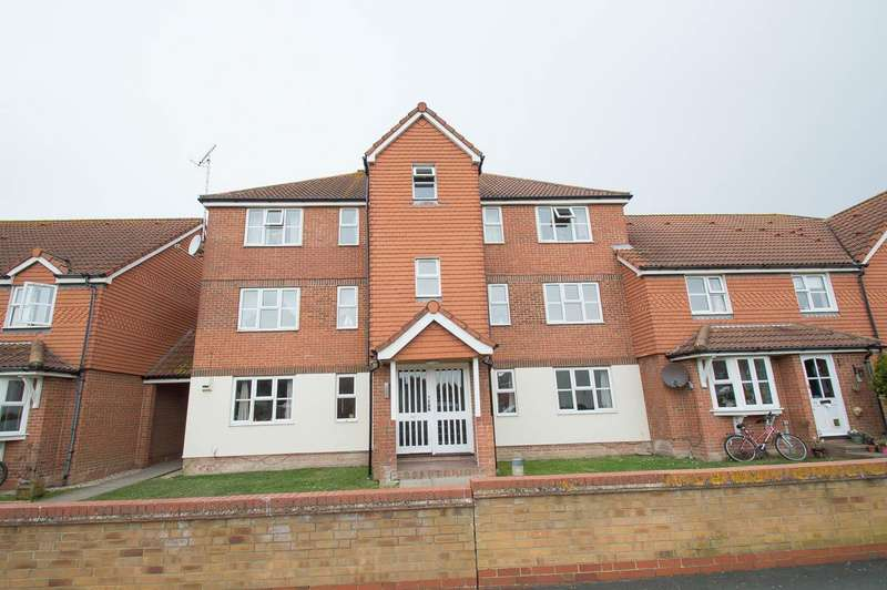2 Bedrooms Flat for sale in Falmouth Close, Eastbourne