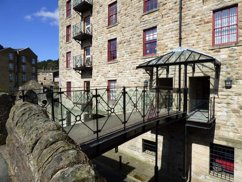 2 Bedrooms Apartment Flat for sale in Victoria Mill, Belmont Wharf, Skipton,