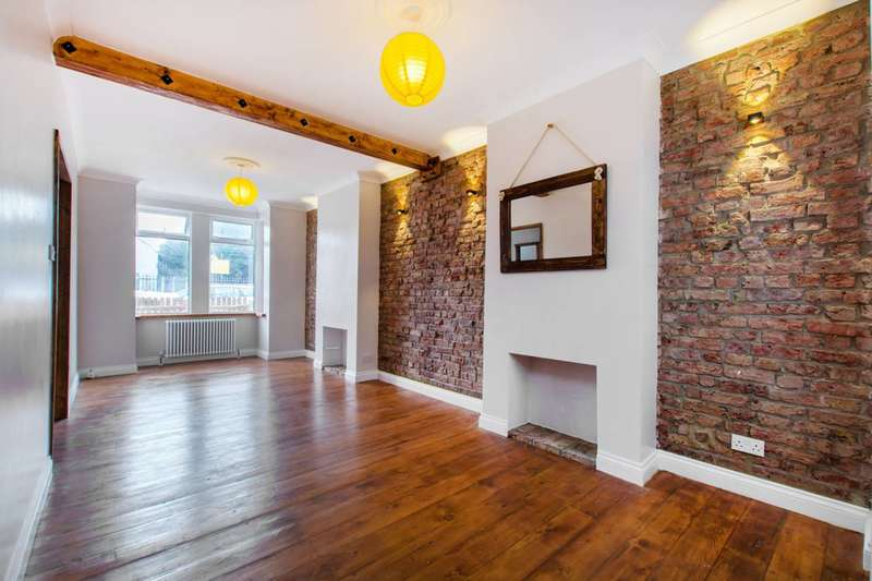 3 Bedrooms Terraced House for sale in Wiltshire Road, Thornton Heath, CR7