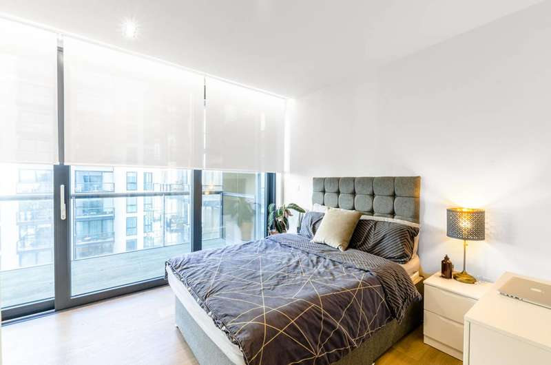 2 Bedrooms Flat for sale in King's Cross, King's Cross, N1C