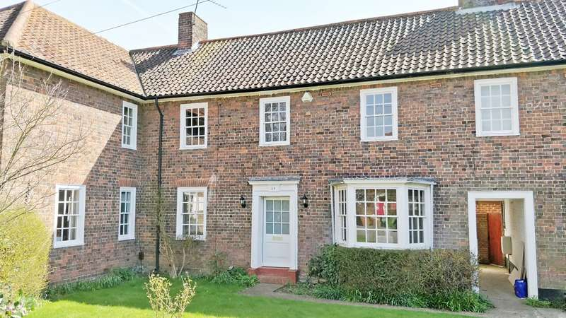 3 Bedrooms Terraced House for sale in Dellcott Close, Welwyn Garden City, AL8