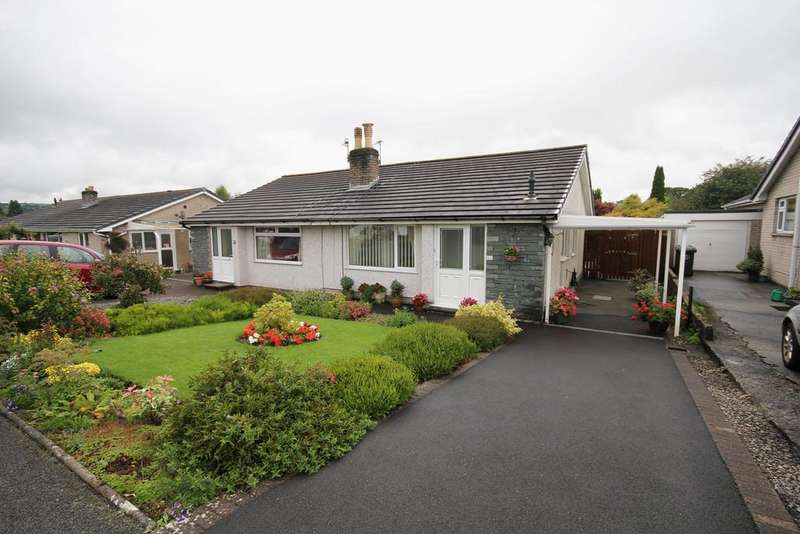 2 Bedrooms Semi Detached Bungalow for sale in Bellingham Road, Kendal