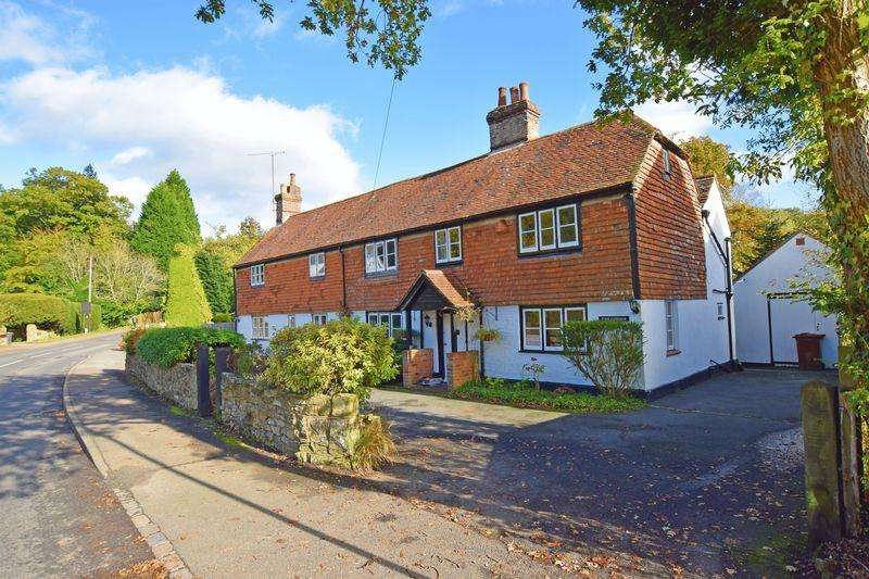 5 Bedrooms Detached House for sale in Green Lane, Crowborough, TN6