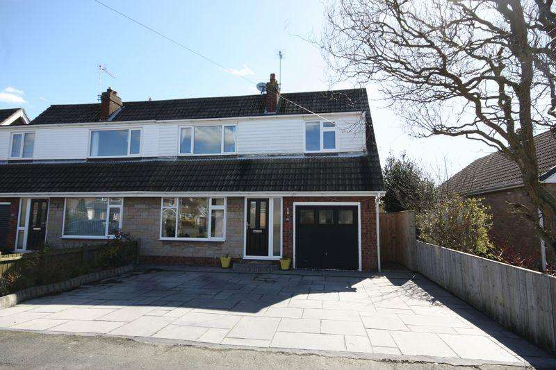 3 Bedrooms Semi Detached House for sale in ** NO FORWARD CHAIN ** Westlands Way, Leven