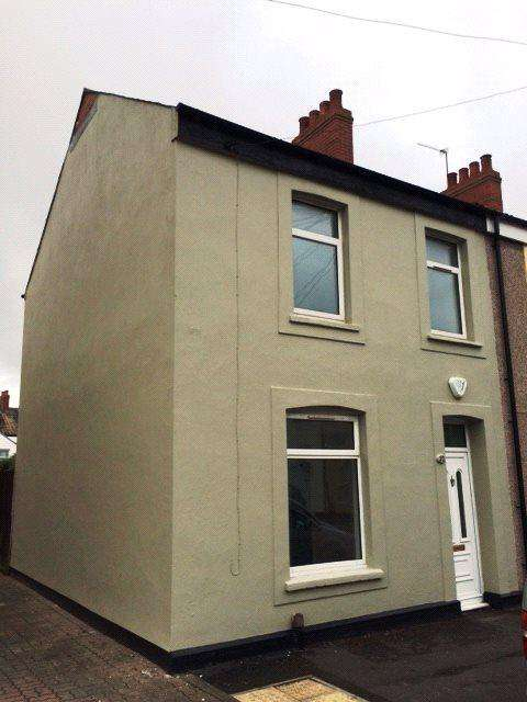 3 Bedrooms End Of Terrace House for sale in Amherst Street, Grangetown, Cardiff, CF11