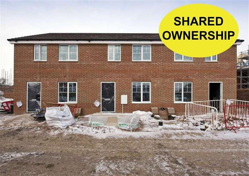 3 Bedrooms Terraced House for sale in 7 Tanner Court, Plot 19, Watery Lane, Codsall, Wolverhampton, South Staffordshire, WV8