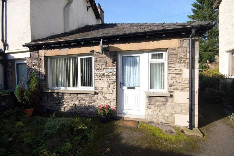1 Bedroom Terraced Bungalow for sale in Park Street, Kendal