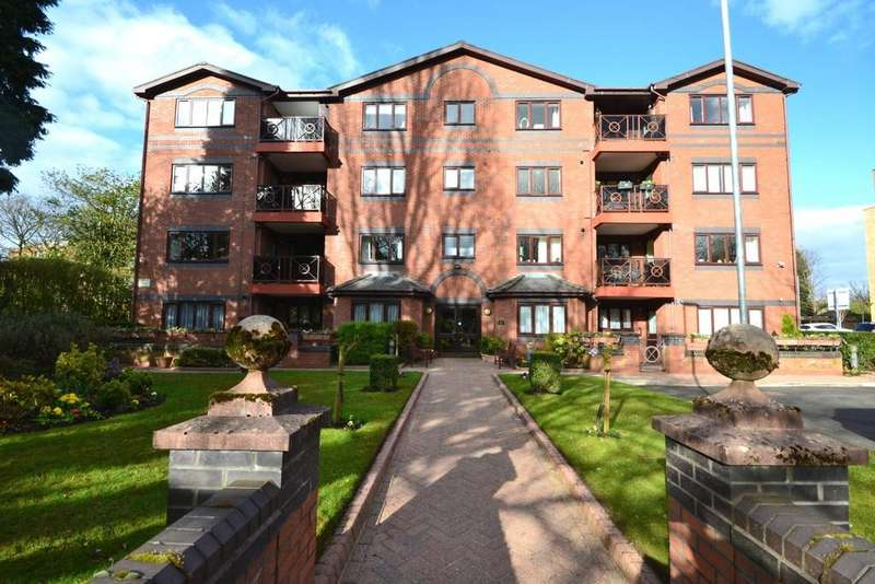1 Bedroom Retirement Property for sale in Barfield House, Spath Road, Didsbury