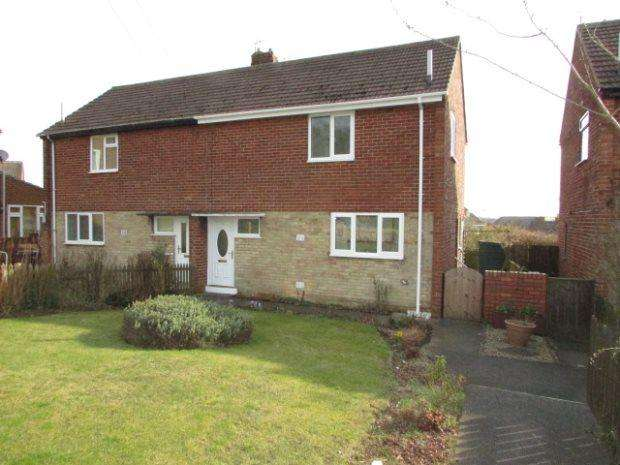 2 Bedrooms Semi Detached House for sale in HILLSIDE GROVE, HIGH PITTINGTON, DURHAM CITY : VILLAGES EAST OF