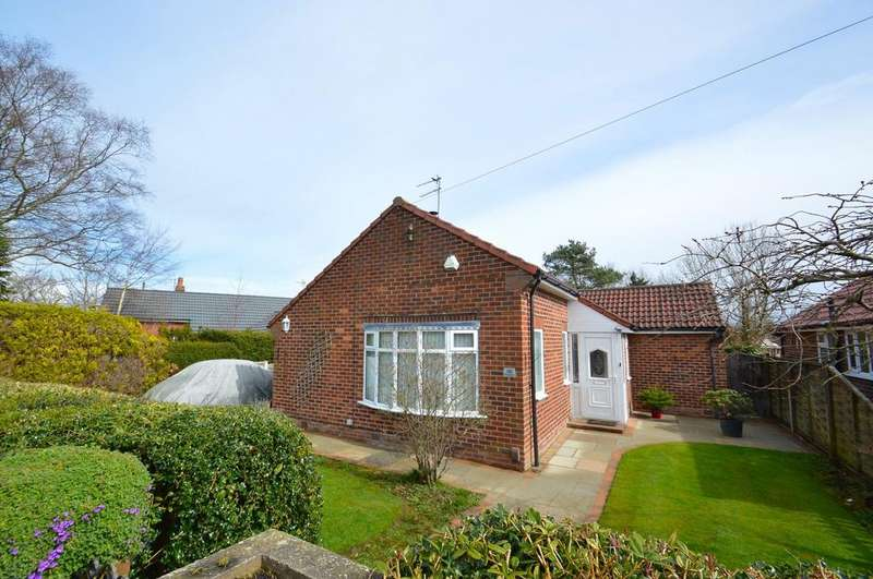 3 Bedrooms Detached Bungalow for sale in Parkgate, Knutsford