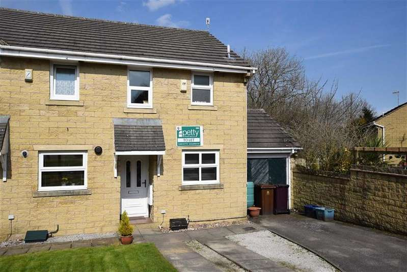 2 Bedrooms Town House for rent in Printers Fold, Burnley, Lancashire