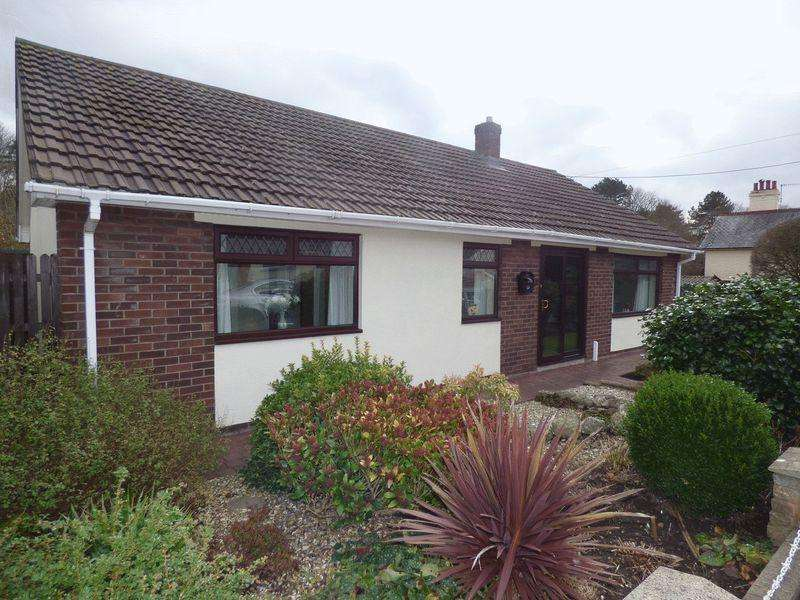 3 Bedrooms Detached Bungalow for sale in 6 Alexandra Road, Abergavenny, NP7 5RL
