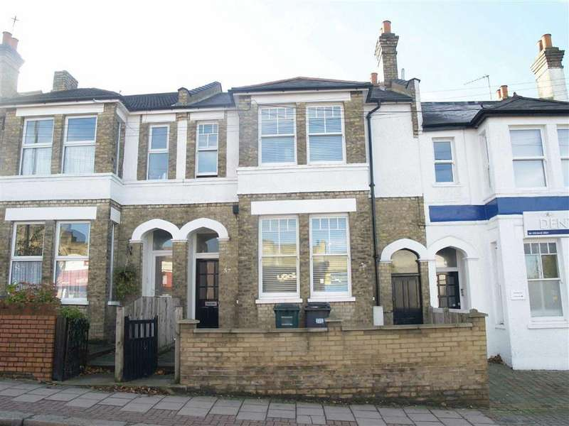 3 Bedrooms Terraced House for sale in Totteridge Lane, Totteridge