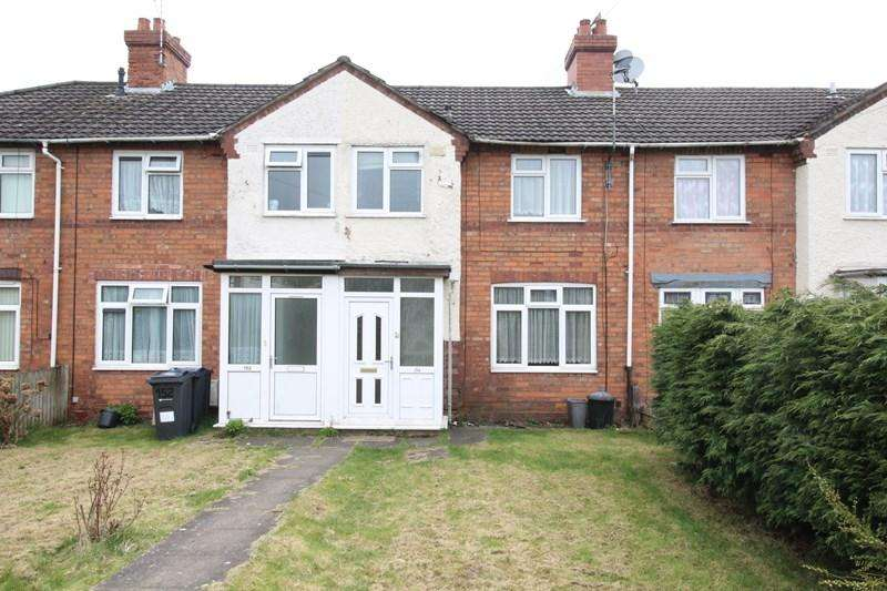 2 Bedrooms Terraced House for sale in Arkley Road, Hall Green, Birmingham