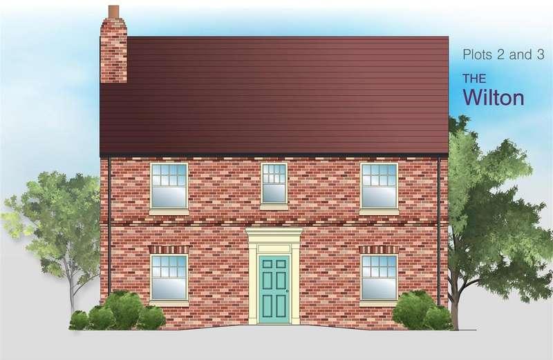 5 Bedrooms Detached House for sale in Woldgate Pastures, West End, Kilham