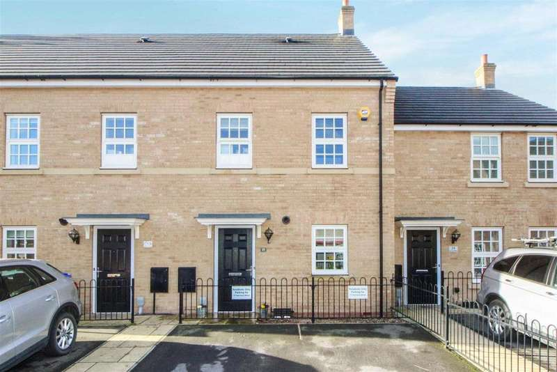 3 Bedrooms Town House for sale in Harrison Mews, Beverley