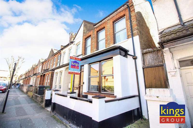 3 Bedrooms End Of Terrace House for sale in Boundary Road, London