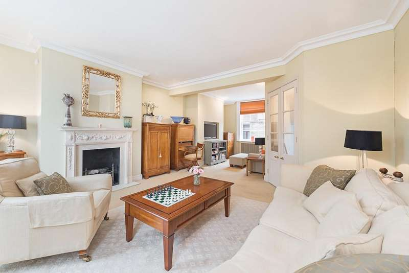 4 Bedrooms House for rent in Molyneux Street, Marylebone, London W1, W1H
