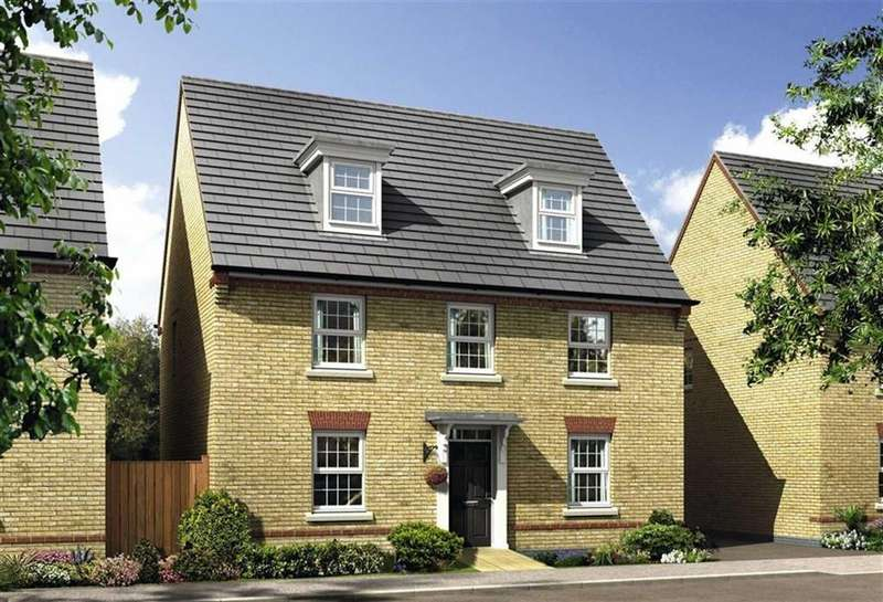 5 Bedrooms Detached House for sale in Montgomery Place, Oswestry