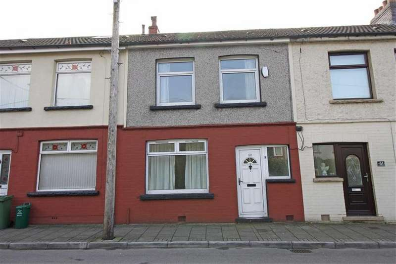 2 Bedrooms Terraced House for sale in Brynmair Road, Cwmaman, Aberdare, Mid Glamorgan