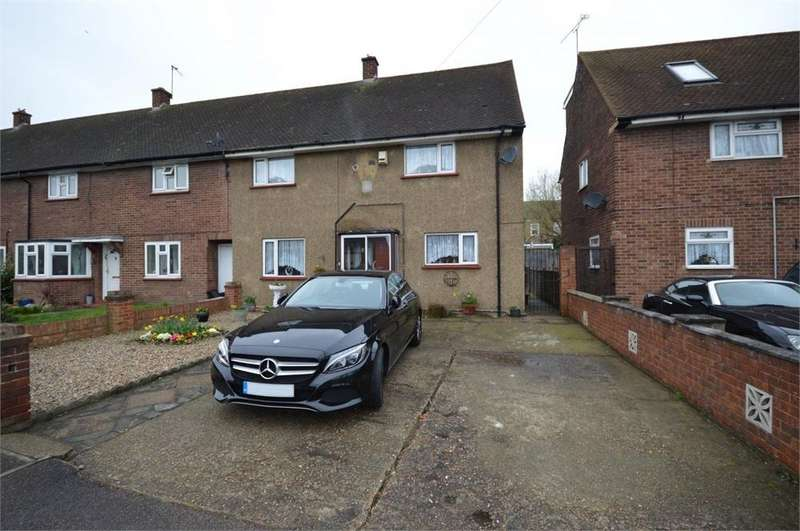 3 Bedrooms End Of Terrace House for sale in Bridge Road, Slade Green