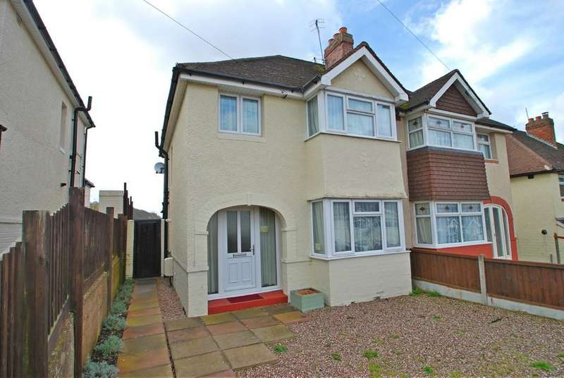3 Bedrooms Semi Detached House for sale in Ronkswood Hill, RONKSWOOD