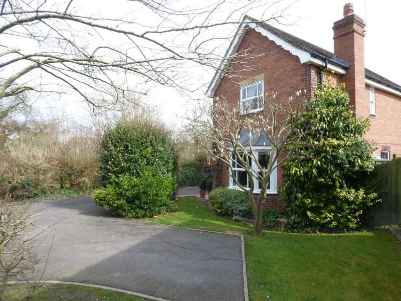 4 Bedrooms Detached House for sale in Sandpiper Close, Stratford-Upon-Avon