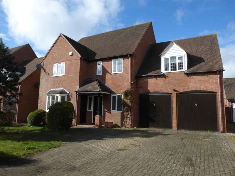 5 Bedrooms Detached House for sale in Jacksons Orchard, Long Marston, Stratford-Upon-Avon