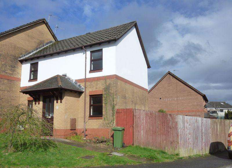 3 Bedrooms Semi Detached House for sale in 13 Cwrt Y Garth, BEDDAU, CF38 2JH
