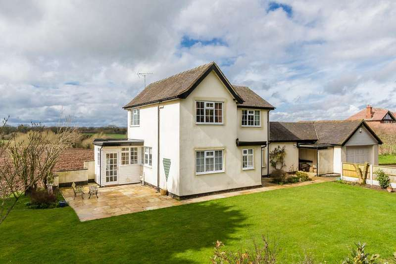 2 Bedrooms Detached House for sale in Stoke, Nr Nantwich, Cheshire