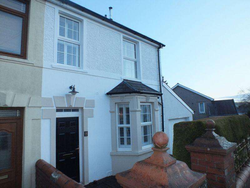 3 Bedrooms Terraced House for sale in 1 Harcourt Road, Brynmawr, NP23 4TU