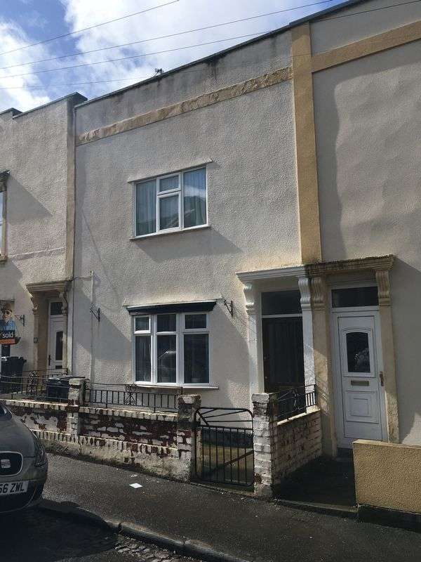 3 Bedrooms Property for sale in Sherbourne Street, Bristol
