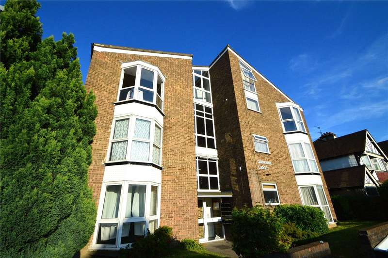1 Bedroom Apartment Flat for sale in Catherine Lodge, 43 Stafford Road, Croydon